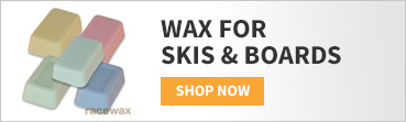 Wax for Skis and boards